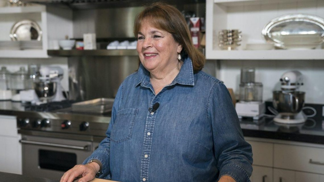 Barefoot Contessa: Ina Garten's Easy Trick for Storing Awkward Items in the Kitchen