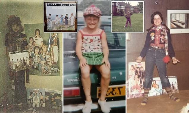 Bay City Rollers fans share throwback snaps after death of Les McKeown