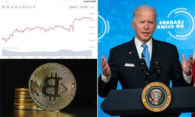 Bitcoin plunges below $50K over Biden's tax plan