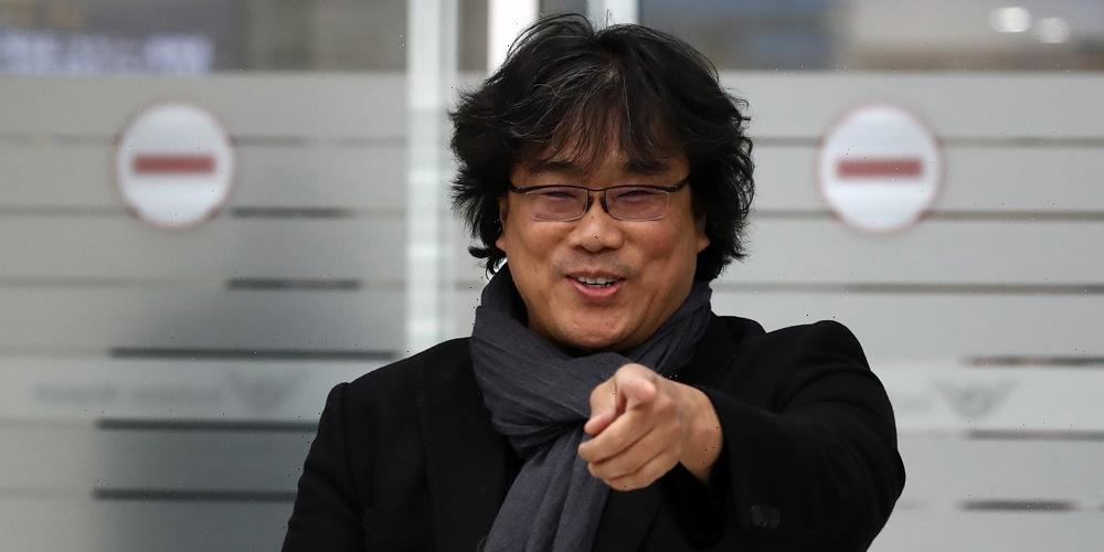 Bong Joon-Ho Urges Filmmakers to Speak Out About Hate & Racism In Their Movies