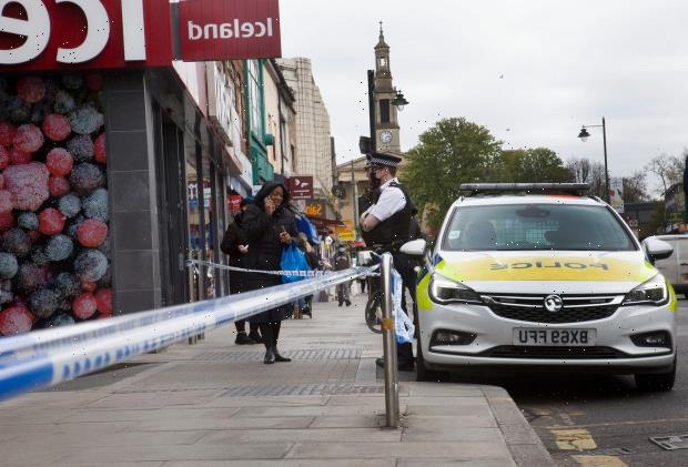 Boy, 16, charged with attempted murder after girls, 16 and 17, stabbed outside Norwood takeaway
