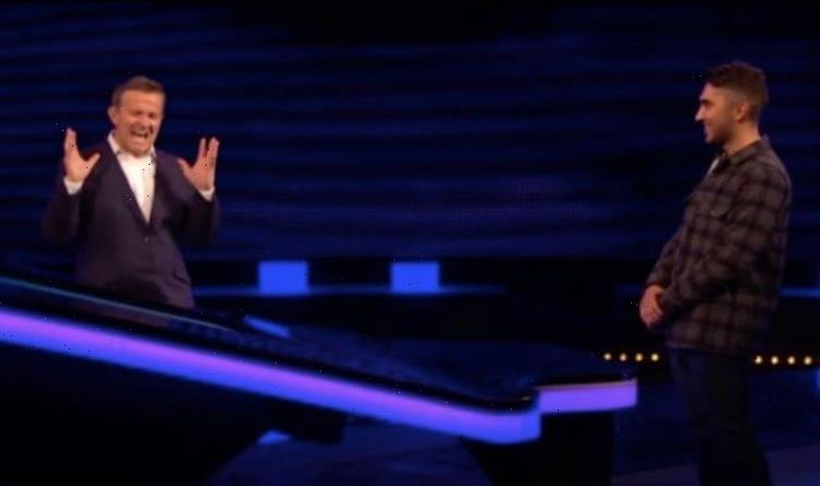 Bradley Walsh snaps at The Chase contestant after interruption 'I'm not finished yet!'