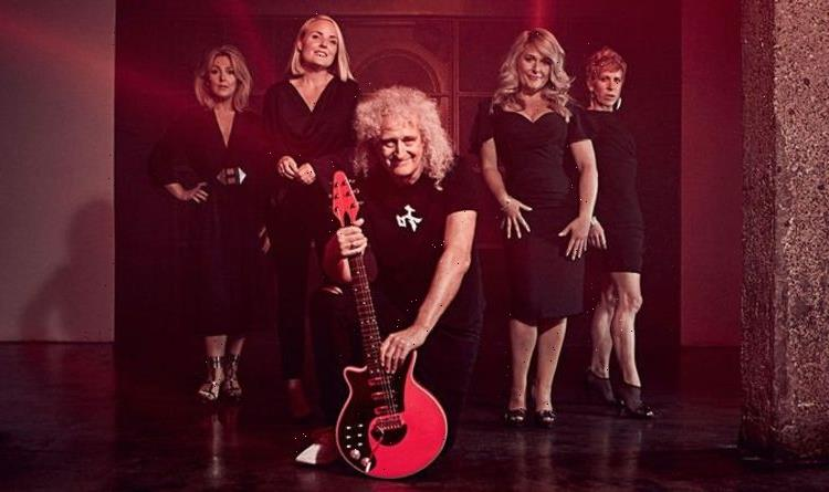 Brian May auctioning his signed Pinkest Pink guitar for cancer charities – How to bid