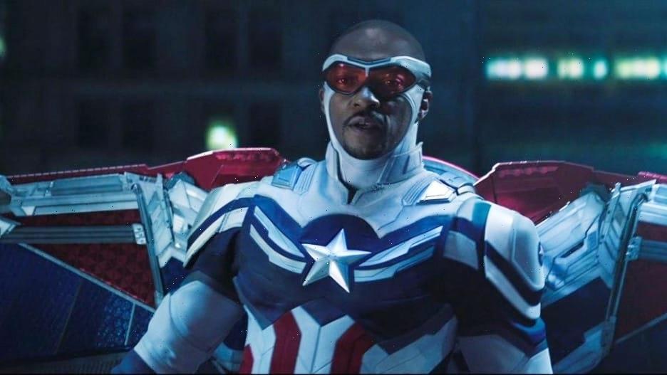 Captain America Shield Passes on Twitter From Steve Rogers to Sam Wilson