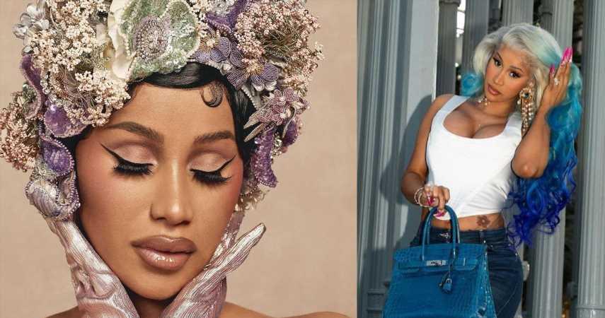 "Cardi B Preparing To Launch Make-Up Line ""Bardi Beauty"""