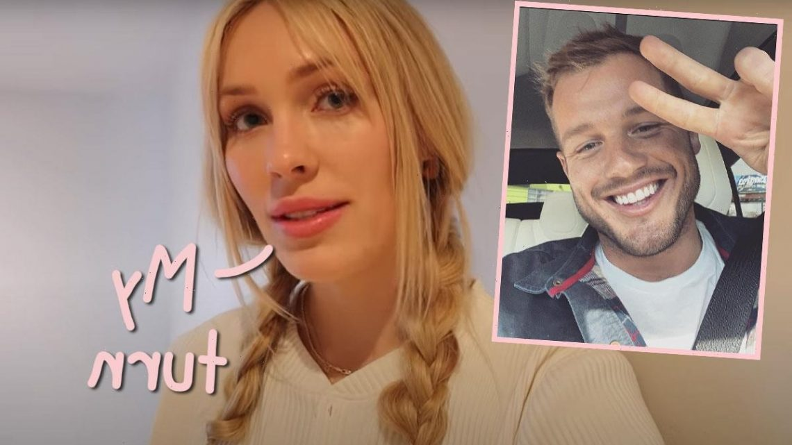Cassie Randolph Publicly Addresses Ex Colton Underwood's Coming Out For The First Time