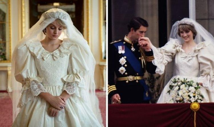 Charles and Diana's wedding should never have happened says The Crown star 'Real mistake'