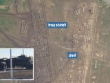 Chilling satellite pics show 'biggest-ever' build-up of Russian forces on Ukraine border with thousands ready to invade