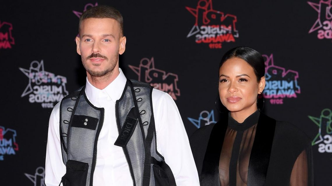 Christina Milian & Husband Matt Pokora Welcome Third Child – See The First Photo!