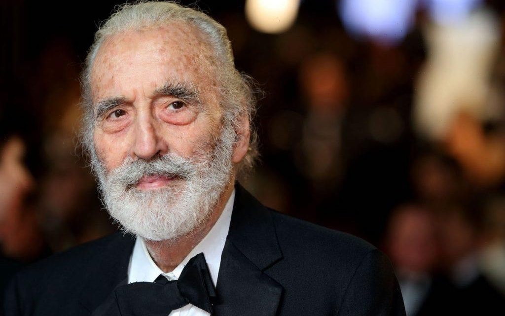 Christopher Lee Was a Badass WWII Veteran Who Taught 'The Lord of the Rings' Director Peter Jackson About Being Stabbed