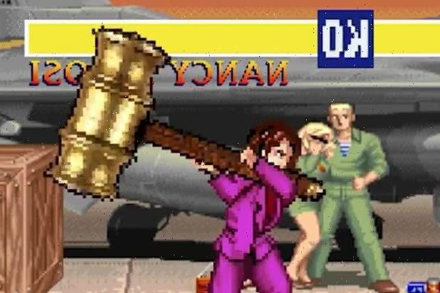 Colbert Pokes Fun at Nancy Pelosi's 'Street Fighter' Quip by Adding Her to 'Street Fighter II' (Video)