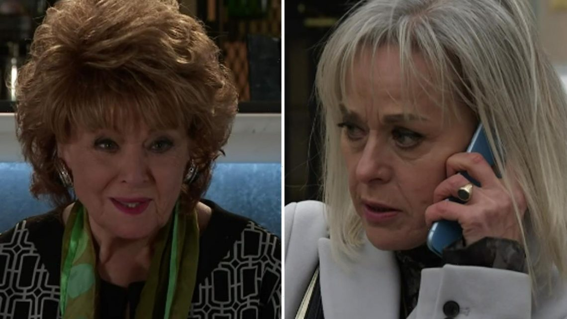 Coronation Street fans terrified for Rita Tanner as Sharon Bentley reveals evil plan