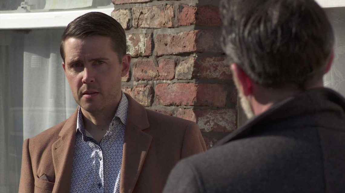 Coronation Street's Gareth Pierce reveals his hopes for a Todd and Billy wedding