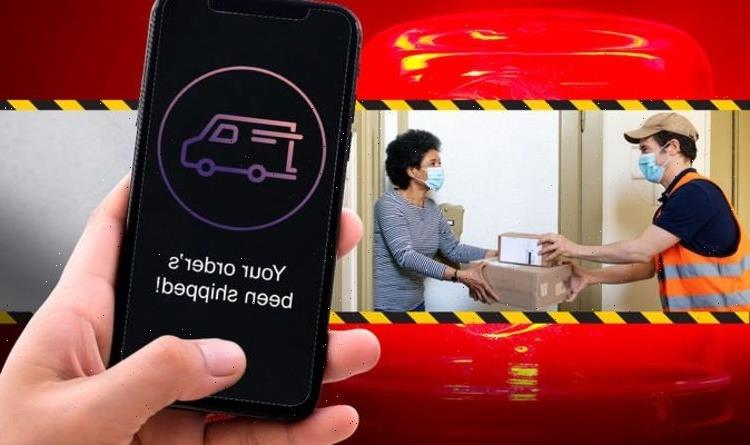 DHL, Hermes and other delivery text scams are BACK: How to avoid being tricked
