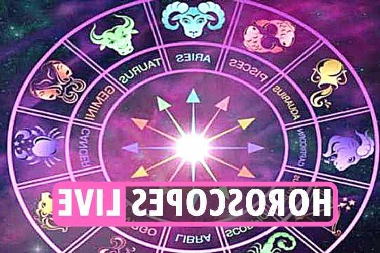 Daily horoscope updates: Latest star sign news for Aries, Leo, Taurus, Libra, Sagittarius, Scorpio, Capricorn and more
