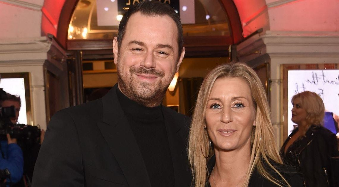 Danny Dyer 'banished' from toilet by wife as his 'rotten a***' stinks out house