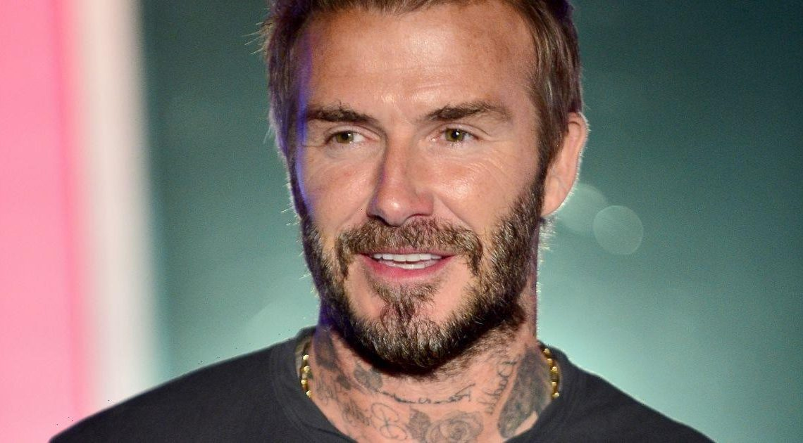 David Beckham rakes in astounding '£50,000 a day' from branding business