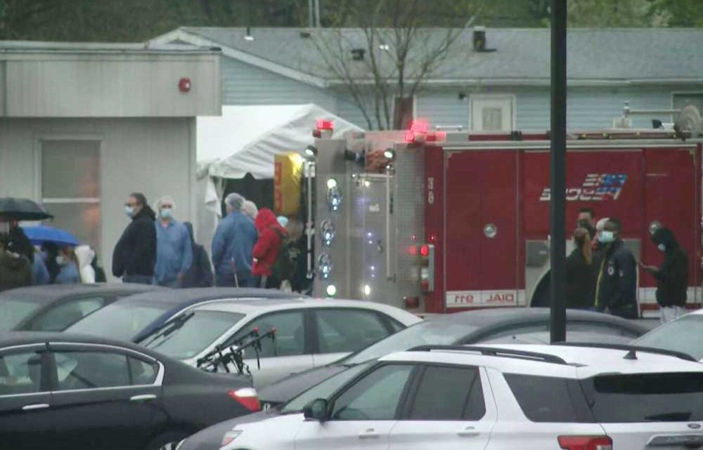 Dozens of workers exposed to chemicals at Rhode Island medical plant