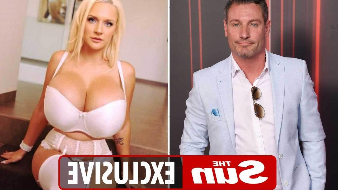 EastEnders legend Dean Gaffney snubbed by woman with 'Britain's biggest breasts'