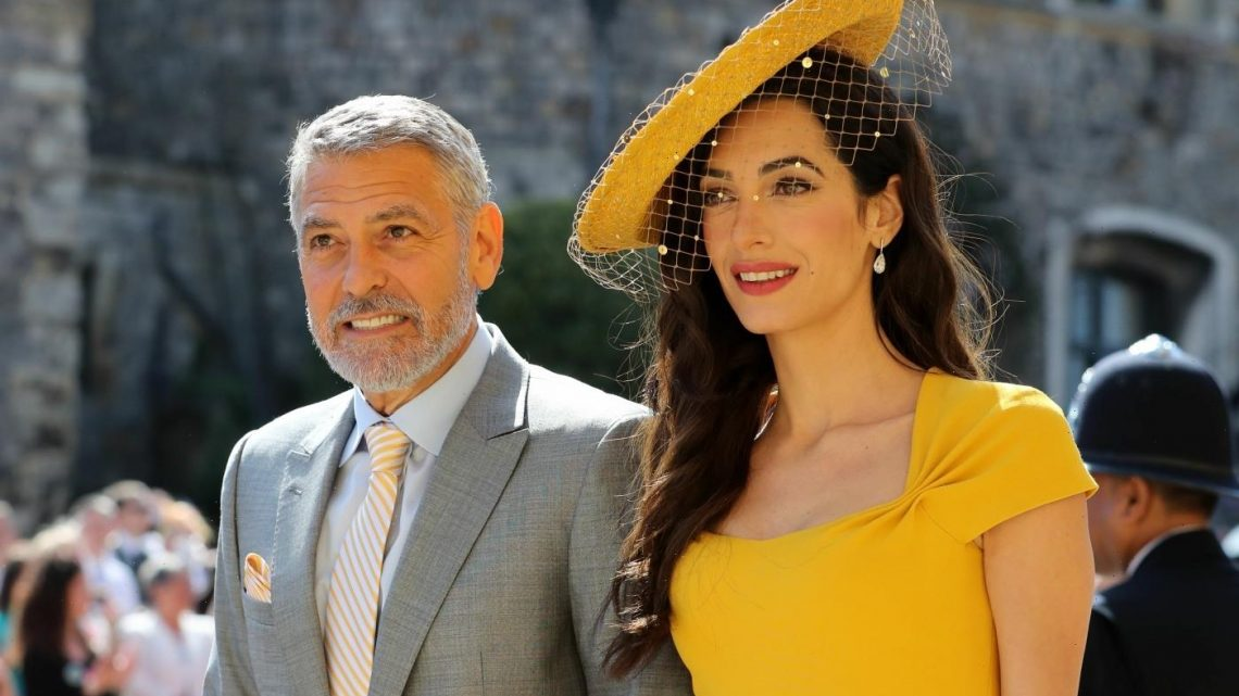 George & Amal Clooney 'are very solid right now' but things didn't always run 'smoothly'