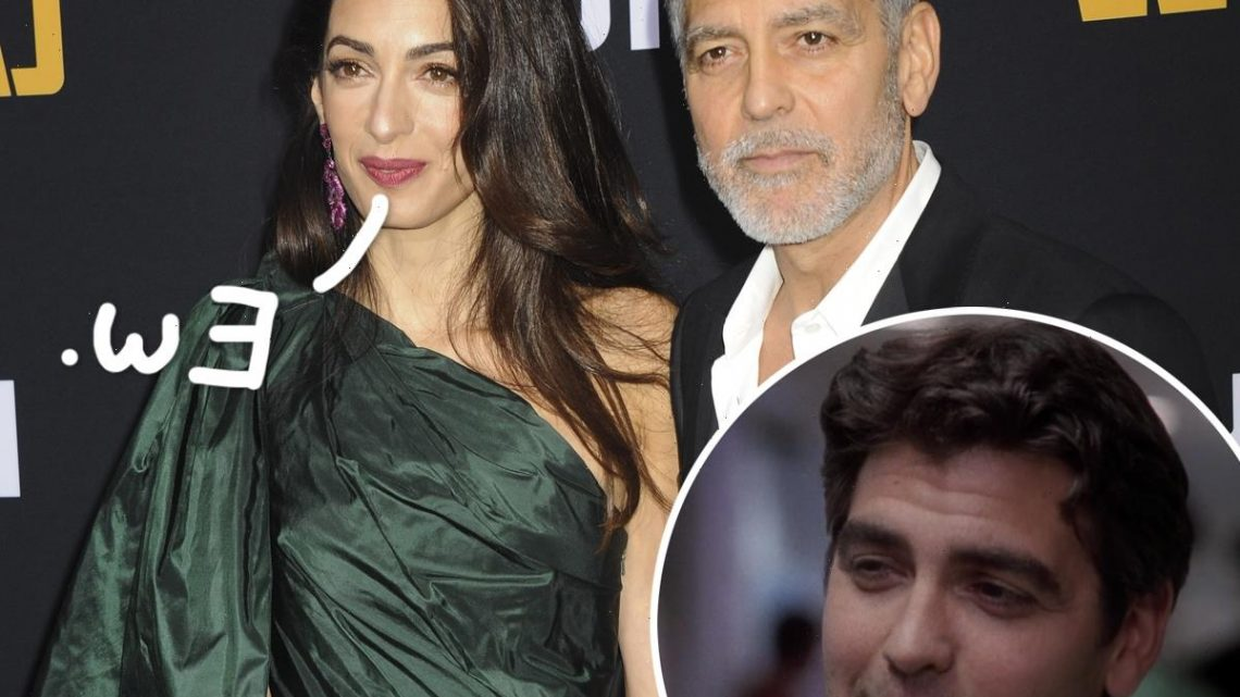 George Clooney's Wife Amal HATES His Character On ER!