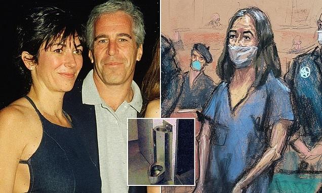 Ghislaine Maxwell claims guard of stood over her while she used toilet
