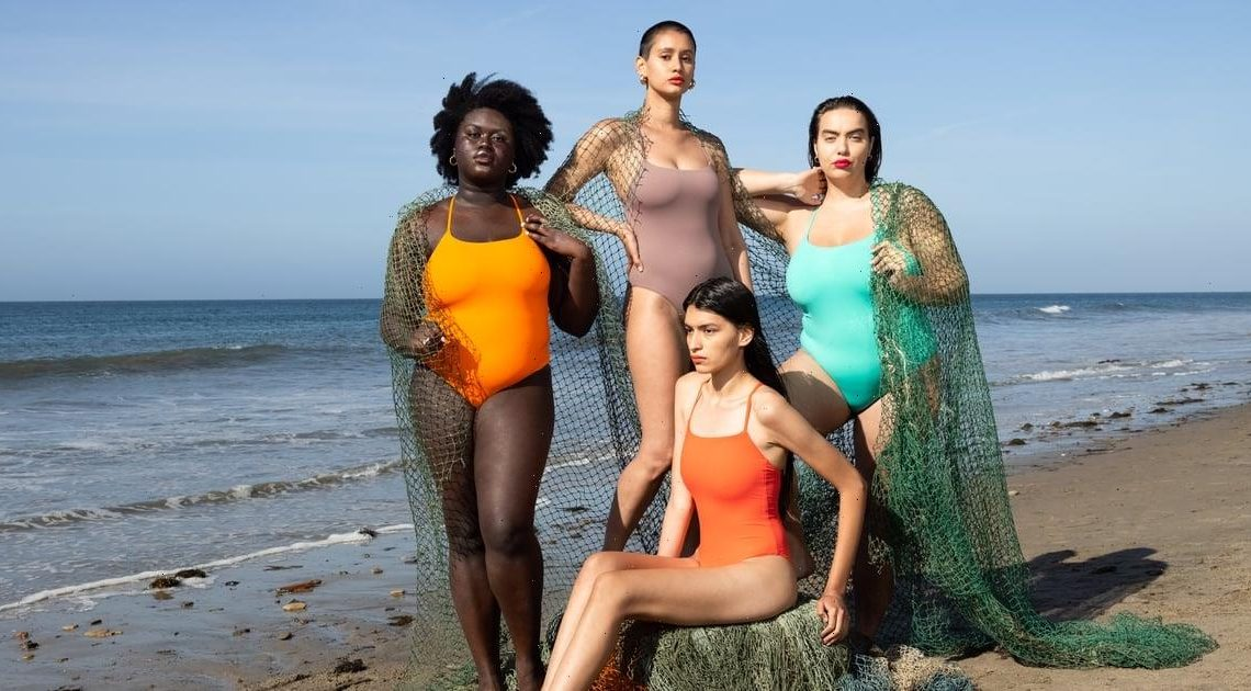 Girlfriend Collective Heard Our Pleas and Launched Adorable, Size-Inclusive Swimwear