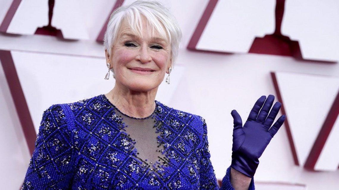 Glenn Close Explains 'Da Butt' Dance at 2021 Oscars