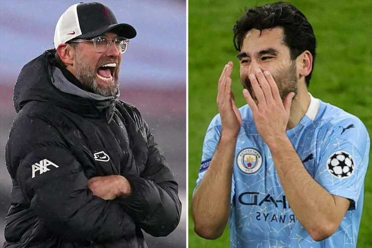 Gundogan reveals raging Jurgen Klopp shouted 'do whatever the f*** you want' at him in Dortmund training ground row