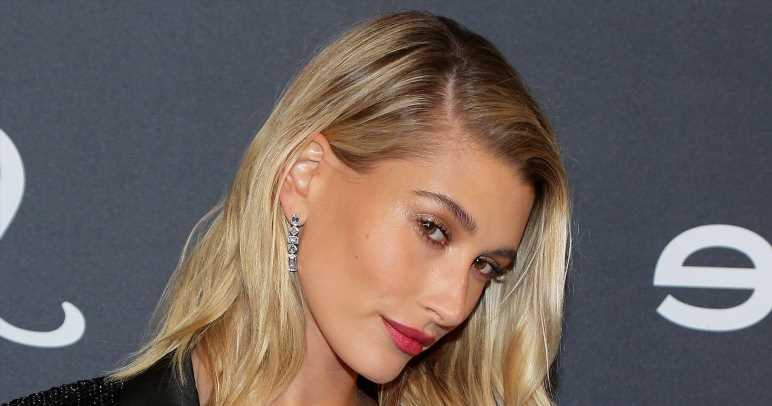 Hailey Baldwin's Skincare Advice: Go to Bed Looking Like a Glazed Donut