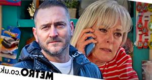 Harvey's sick plan for aunt Sharon revealed in Coronation Street