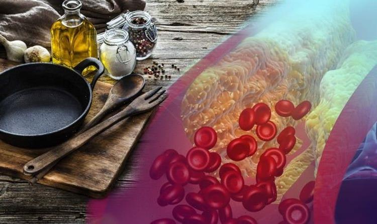 High cholesterol: The best cooking oils to help improve your levels – and what to avoid