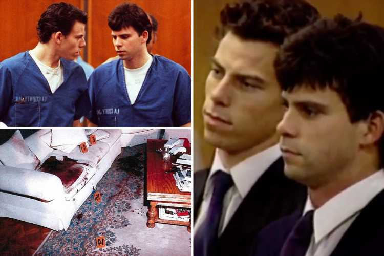 How the Menendez brothers have become unlikely TikTok stars after shooting their parents dead over 30 years ago