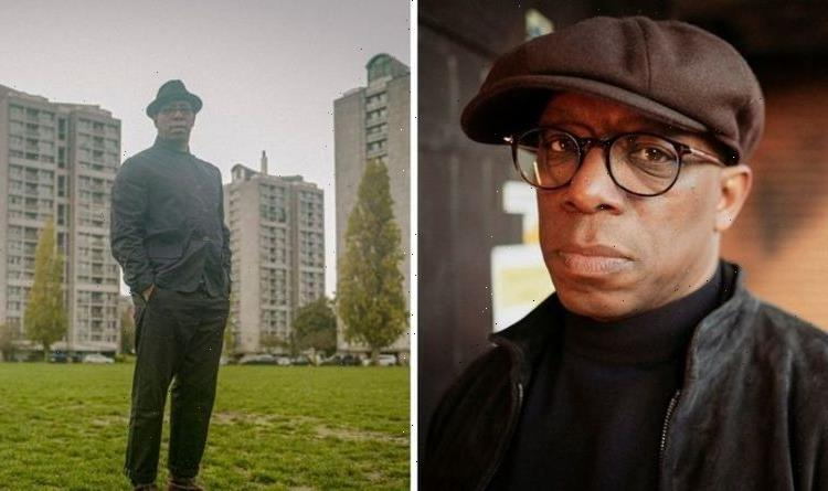Ian Wright breaks down as he revisits home where he was abused 'He was frightening'