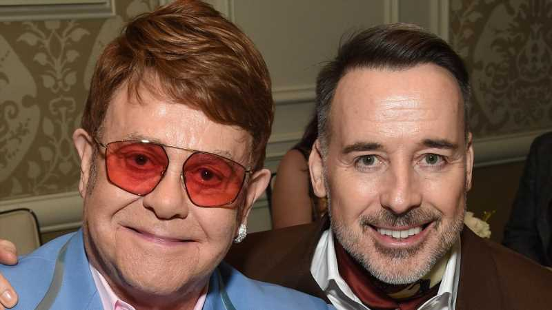 Inside Elton John And David Furnish's Relationship