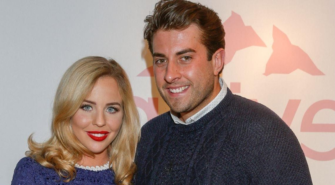 James Argent says ex Lydia Bright is helping him recover from gastric surgery and calls having his own family 'the dream'