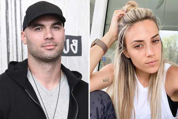 Jana Kramer's cheating husband Mike Caussin is 'out of the house' just one day after she filed for divorce