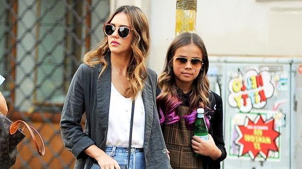 Jessica Alba Reveals Sweet New Photo Of Kids Honor, 12, Haven, 9 & Hayes, 3, On Her 40th Birthday