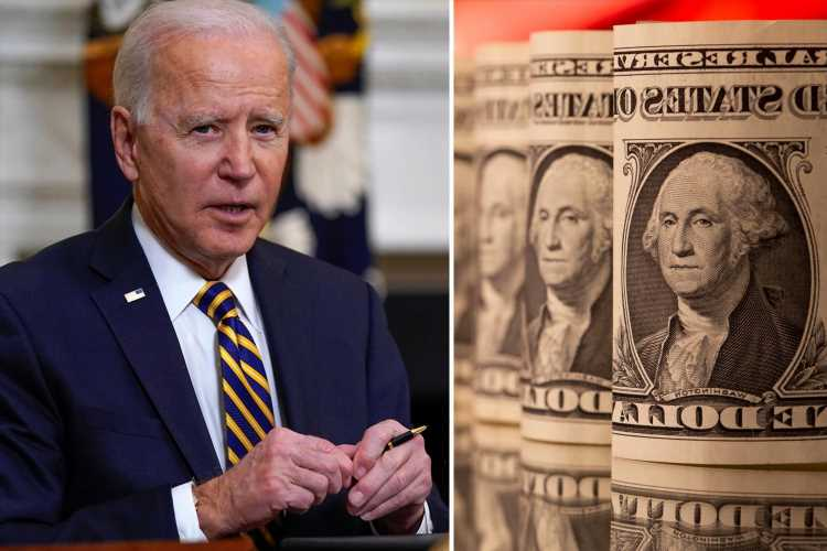 Joe Biden ups minimum wage to $15 for federal contract workers in whopping 37% pay hike, White House says