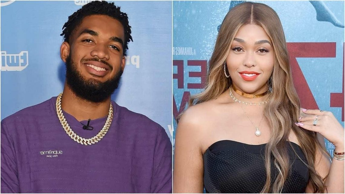 Jordyn Woods Commissions Portrait of Karl-Anthony Towns' Mother
