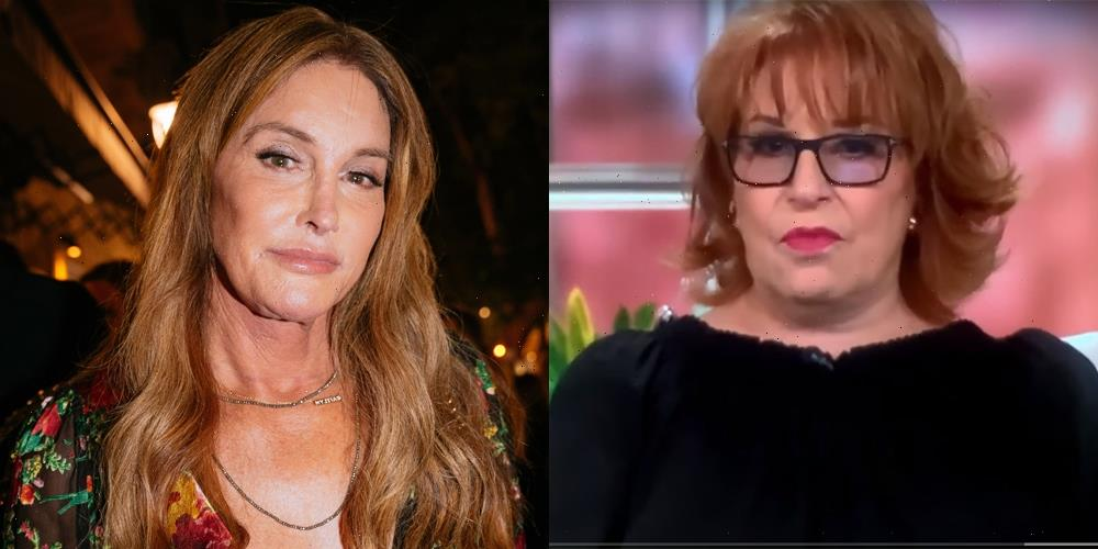 Joy Behar Misgendered Caitlyn Jenner Multiple Times on 'The View' & Explained What Happened