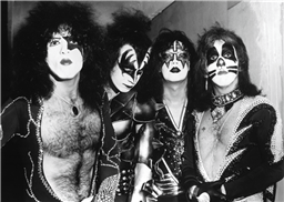 KISS: A&E Preps Two-Part Documentary On Classic Rock Band For Biography Strand