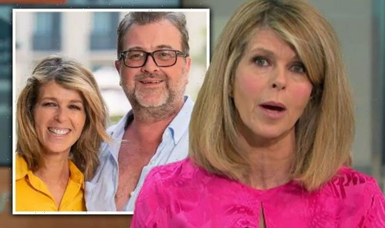 Kate Garraway 'doesn't want to tempt fate' as husband Derek makes breakthrough