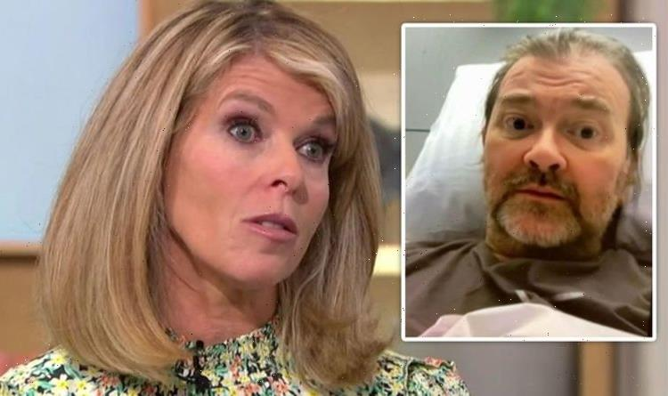 Kate Garraway feels 'selfish' for fearing 'physically changed' Derek wouldn't remember her