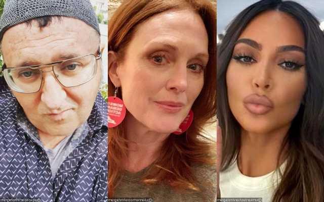 Kim Kardashian and Julianne Moore Left Heartbroken by Designer Alber Elbaz's Death