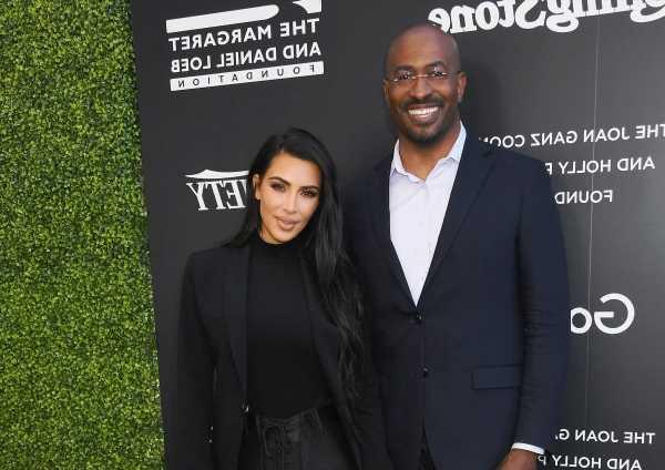 Kim Kardashian and Van Jones: Their Age and Net Worth Differences