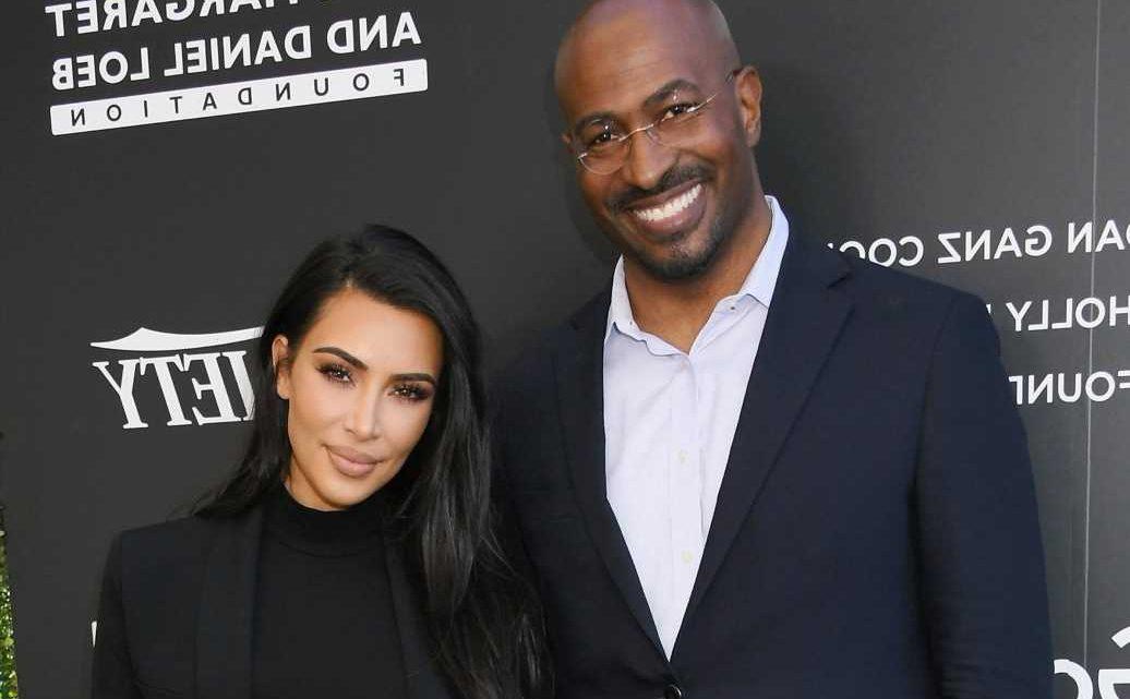 Kim Kardashian and Van Jones dating rumors continue to spread