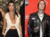 Kourtney Kardashian sucks Travis Barker's thumb in NSFW birthday video