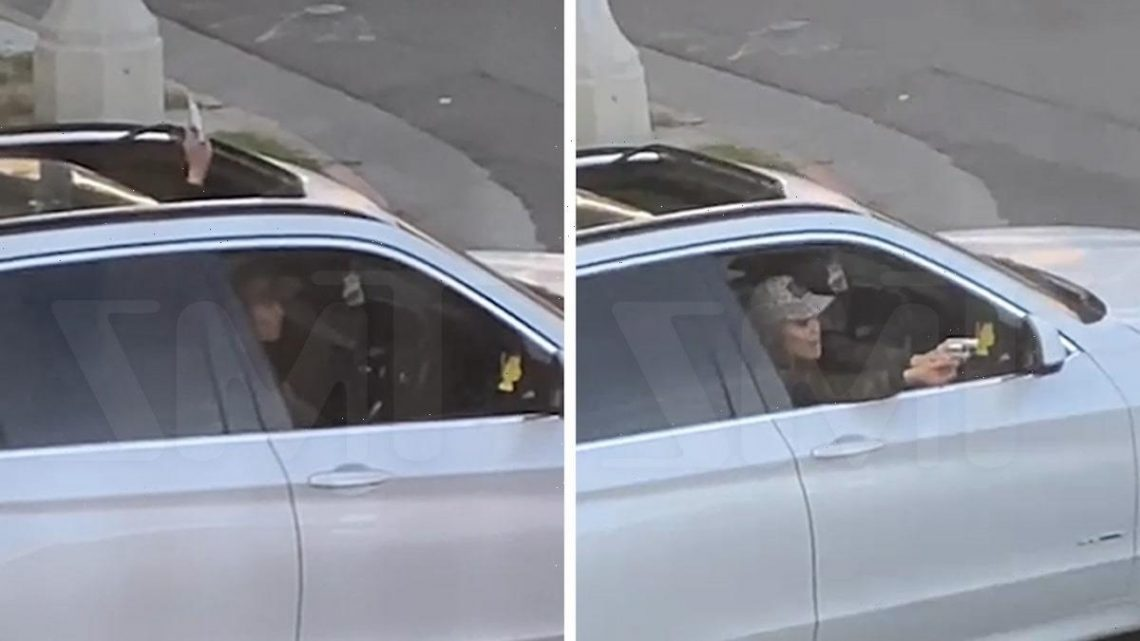 L.A. Driver Who Fired Gun in Traffic Charged with Assault with Firearm