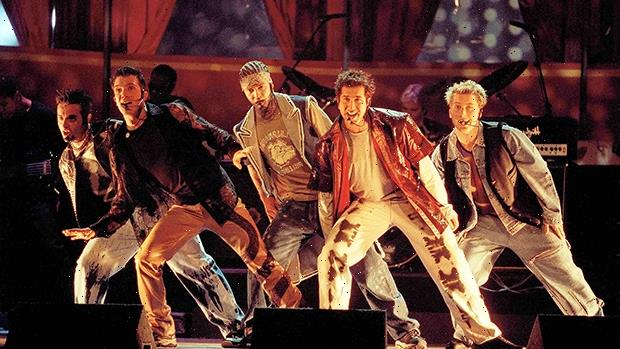Lance Bass Perfectly Performs Dance From NSYNC's 'It's Gonna Be Me' Video For May